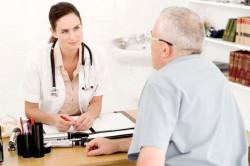 Прием у врача при подозрении на патологию половых органов