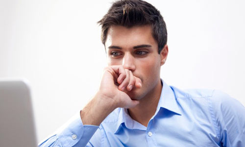 Проблема белой сыпи у мужчин
