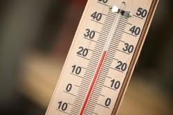 Высокая температура в помещении